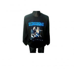 Vyriškas džemperis (Scorpions), GILDMAN, XL dydis