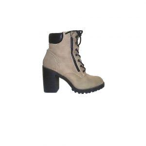 Moteriški pilki batai storu kulnu, GRACELAND, 36 dydis