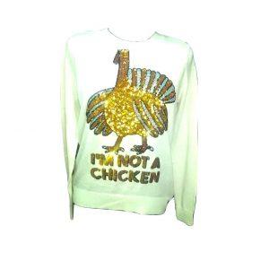 Moteriškas džemperis su paveikslėliu, H&M, S dydis