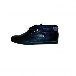 Juodi sportinio tipo vyriški batai, LACOSTE, 42 dydis
