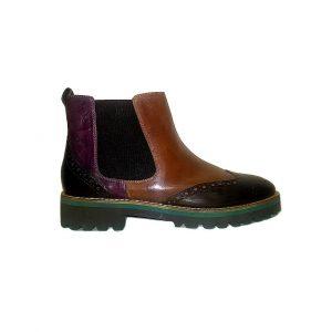 Moteriški rudi odiniai batai, REGARDE-CIEL, 39 dydis