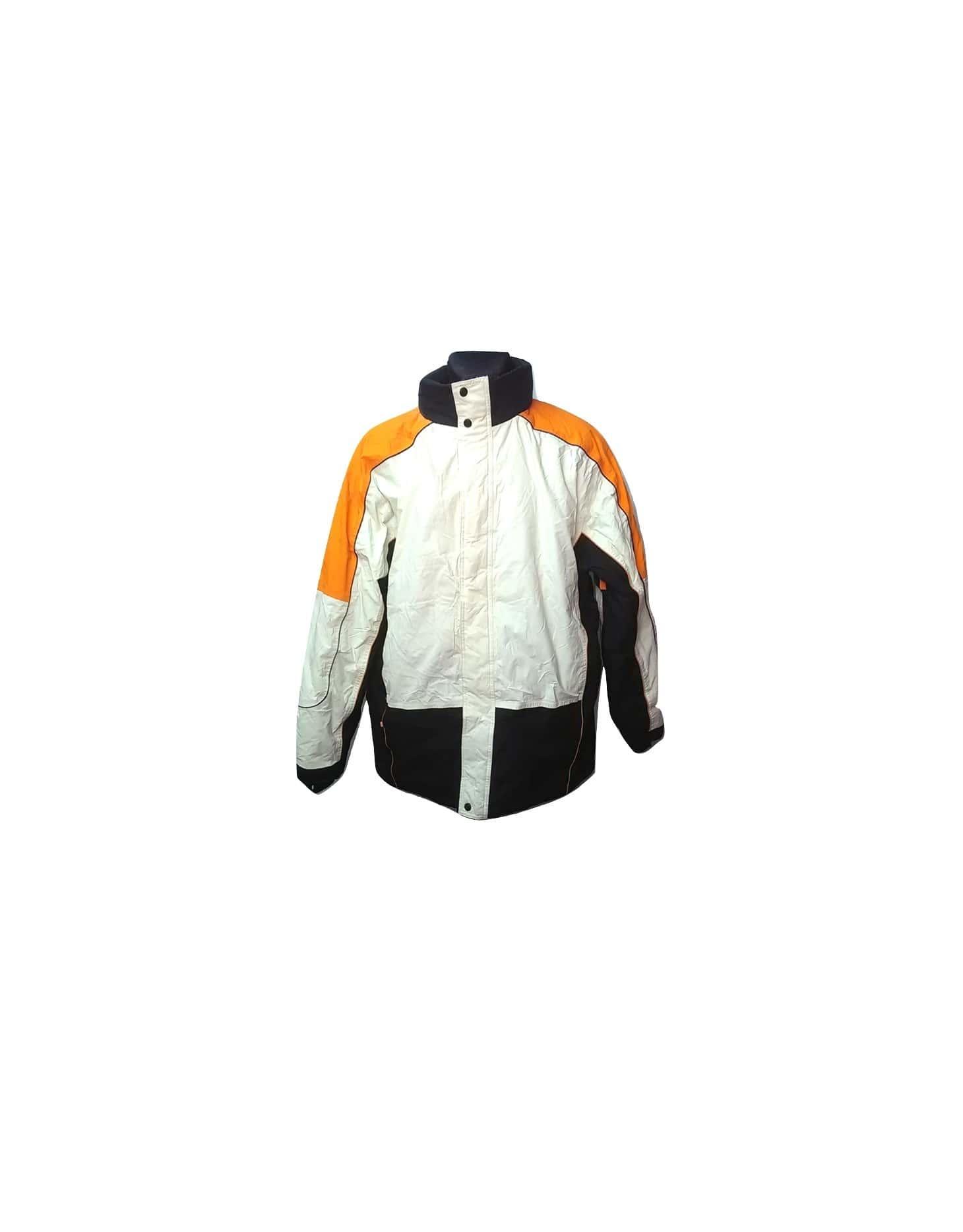 Baltas-oranžinis bliuzonas, 46 dydis