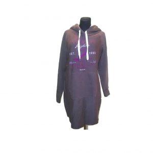 Ilgas moteriškas džemperis suknelė, H&M, XL dydis