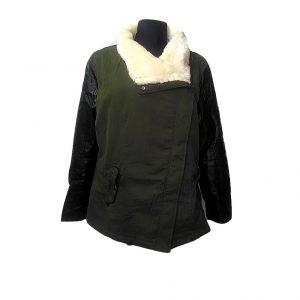 Moteriška tamsi šilta striukė, ATMOSPHERE, 36 dydis