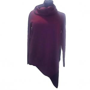 Moteriškas bordo džemperis, ALFANI, L dydis