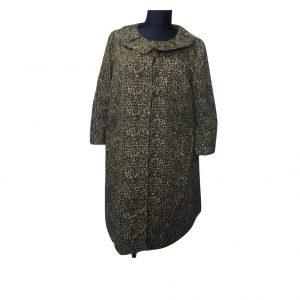 Moteriškas ilgas rudų atspalvių paltukas, ATMOSPHERE, 12 dydis