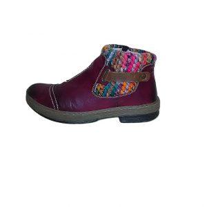 Moteriški alyviniai spalvoti rudeniniai RIEKER batai, 40 dydis