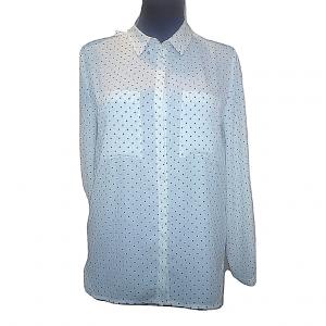 Moteriški taškuoti marškiniai, H&M, L dydis