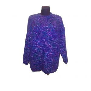 Pūkuotas moteriškas megztinis, MONKI, 34 dydis