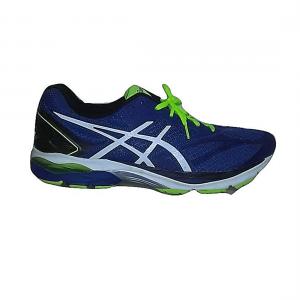 Sportiniai mėlyni batai, ASICS, 44,5 dydis