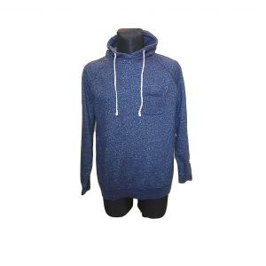 Tamsiai mėlynas vyriškas džemperis