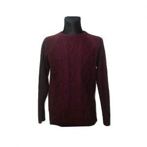 Vyriškas vyšninis megztinis, GEORGE, L dydis