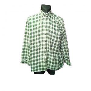 Vyriški languoti pilki marškiniai, XL dydis