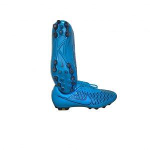 Vyriški šviesiai mėlyni futbolo bateliai, Nike, 42 dydis