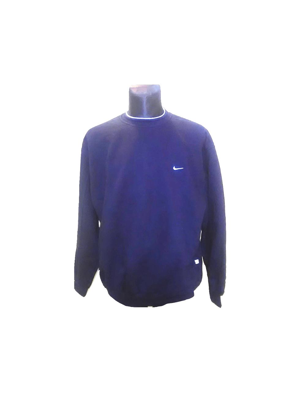 Juodas vyriškas džemperis, NIKE, XXL dydis