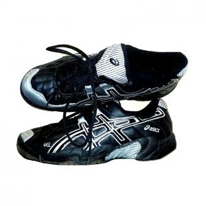 Juodi vyriški sportiniai batai, ASICS, 43,5 dydis