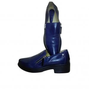 Klasikiniai juodi moteriški batai, NUDE, 39 dydis