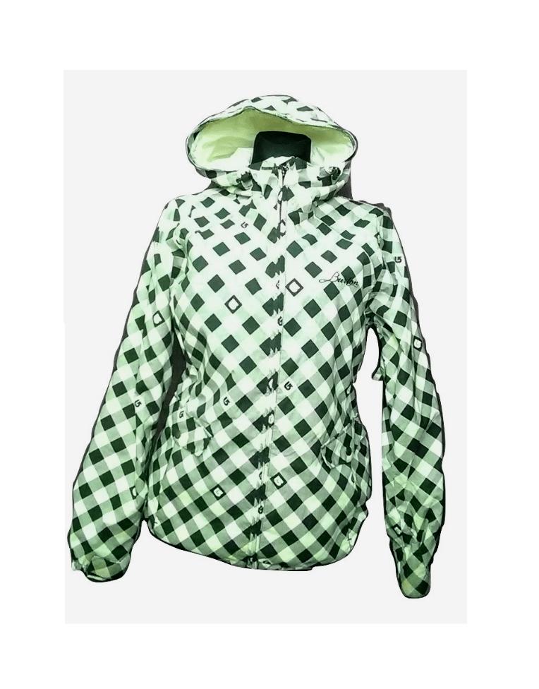 Languota žalia moteriška striukė, BURTON, M dydis