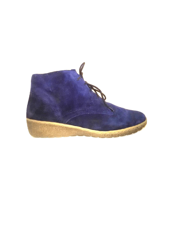 buy online 22a5e 25f46 Mėlyni zomšiniai moteriški batai, JENNY BY ARA, 39 dydis