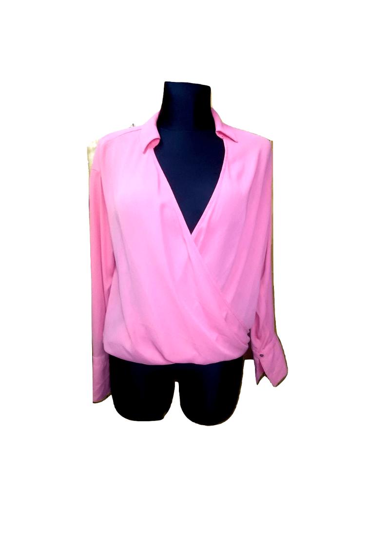 Moteriška rožinė palaidinė, SUITEBLANCO, 38 dydis