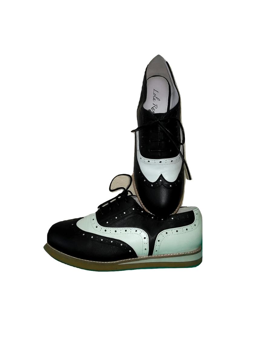 Moteriški juodai balti batai, GABOR, 39 dydis