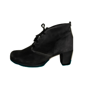 Moteriški juodi batai su kulnu, GABOR, 6 dydis