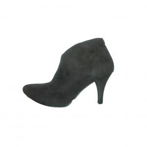 Moteriški klasikiniai juodi batai su kulnu, 38 dydis