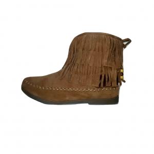 Moteriški rudi zomšiniai batai, SUPER MODE, 39 dydis