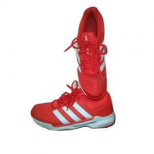 Raudoni sportbačiai, ADIDAS, 41 dydis