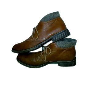 Rudi vyriški batai, RIEKER, 40 dydis