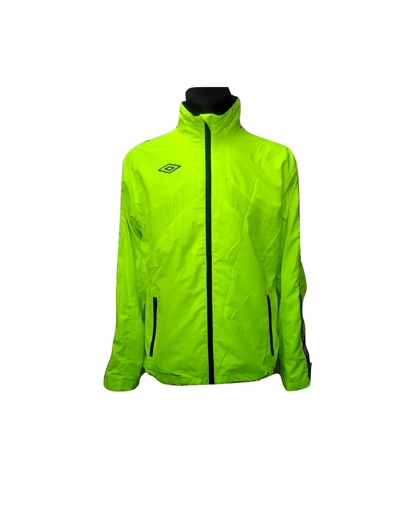 Ryškiai žalias džemperis, UMBRO, L dydis