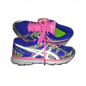 Spalvoti moteriški sportbačiai, ASICS, 39 dydis