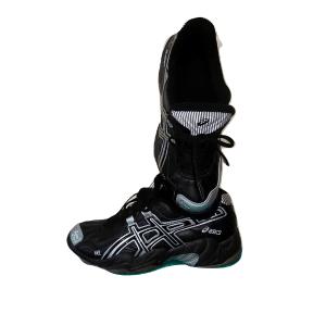 Sportiniai juodi batai, ASICS, 42 dydis
