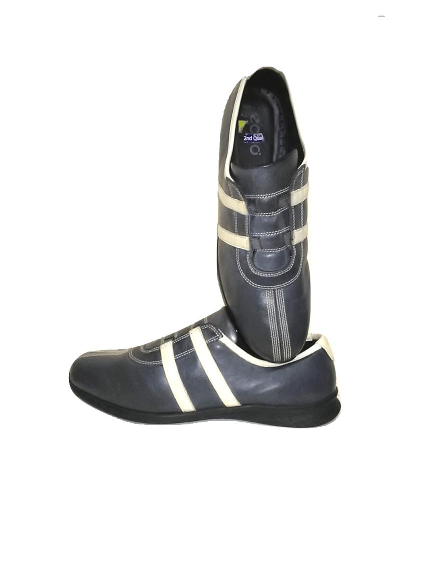 Vyriški juodi sportiniai batai, ECCO, 41 dydis