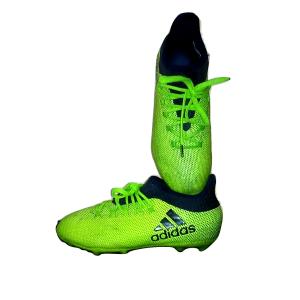 Žali futbolo bateliai, ADIDAS, 38 dydis