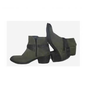 Zomšiniai moteriški batai su kulnu, TAMARIS, 40 dydis