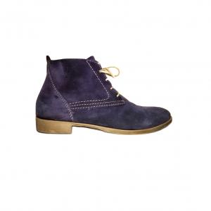 Zomsiniai tamsiai mėlyni batai, TAMARIS, 38 dydis