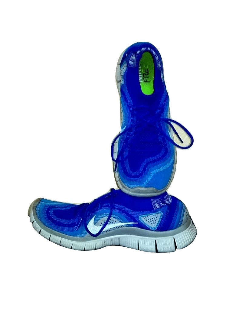 Mėlyni sportiniai bateliai, NIKE FREE, 42 dydis