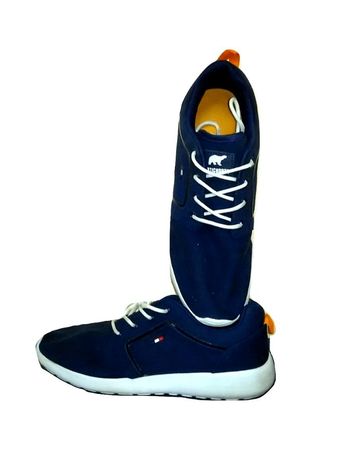 Tamsiai mėlyni vyriški sportiniai bateliai, ARTIC NORTH, 42 dydis