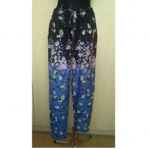 Moteriškos vasarinės lengvos kelnės, 42 dydis
