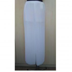 Moteriškos laisvos baltos vasarinės kelnės, REPLAY, S dydis