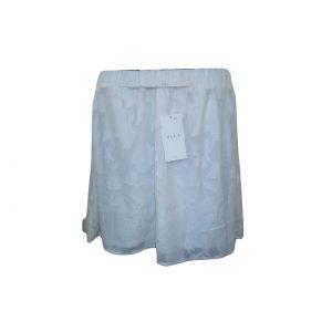 Baltas vasarinis sijonas, VILA, 44 dydis