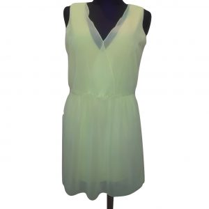 Geltona suknelė, ZARA WOMAN, M dydis