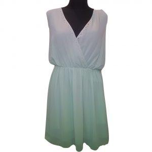 Balta suknelė su užrišimu, MOODS OF NORWAY, 38 dydis