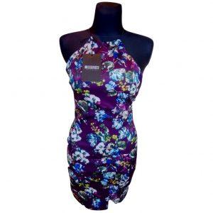 Nauja be rankovių marga suknelė MISSGUIDED, dydis - 38.