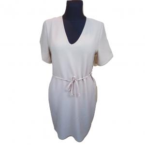 Šviesi trumpomis rankovėmis BOOHOO suknelė, dydis 40