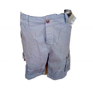 Dryžuoti vyriški šortai, MANTARAY, 34 dydis