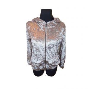 Moteriškas pilkas džemperis, NEXT, 158 cm ūgiui