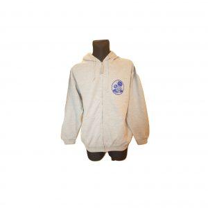 Vyriškas šviesus džemperis su kapišonu, AWDis, L dydis