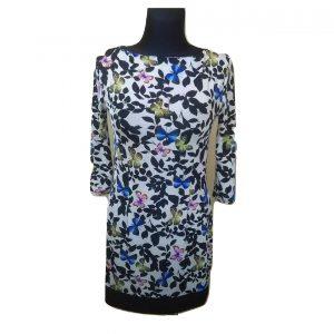 Marga gėlėta vasarinė suknelė, ATMOSPHERE, 38 dydis
